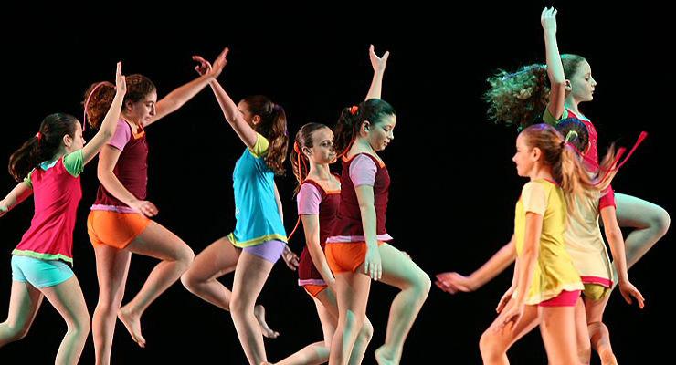 Laboratorio Danza Moderna